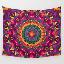 Mandala DCIV Wall Tapestry