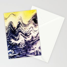 Strength (Waves) Stationery Cards