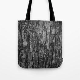 Bark VI Monochrome Tote Bag