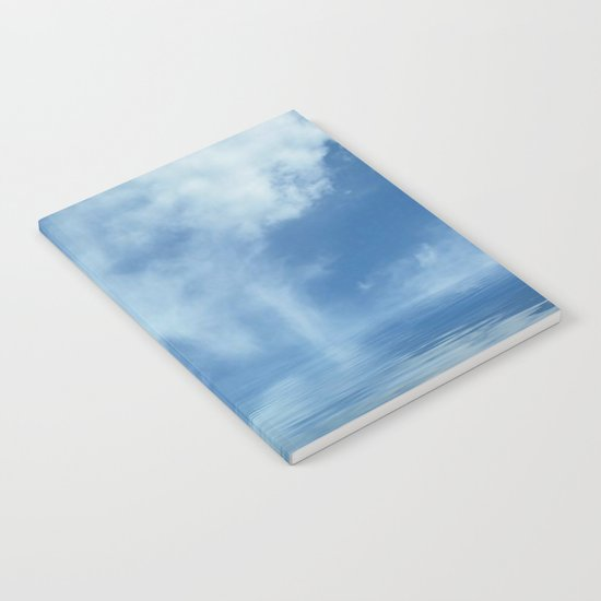 Sky Meets Sea Notebook