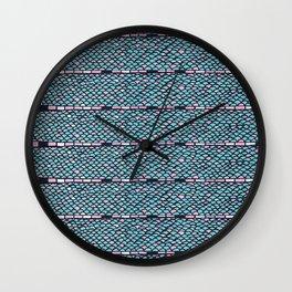 pileta Wall Clock