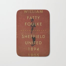 Sheffield United - Foulke Bath Mat