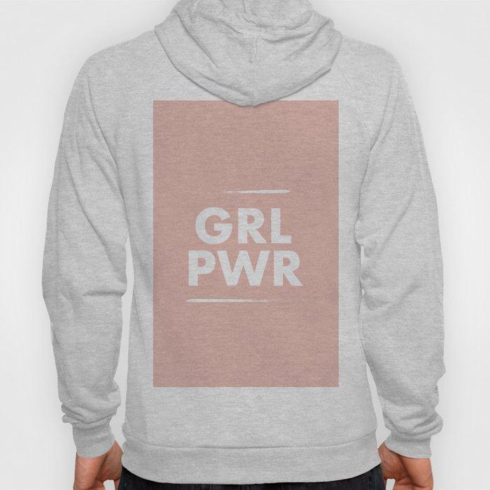 Girl Power / Pink Hoody