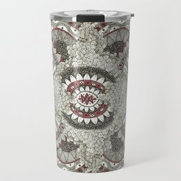 Mandala-la-la Collab Travel Mug