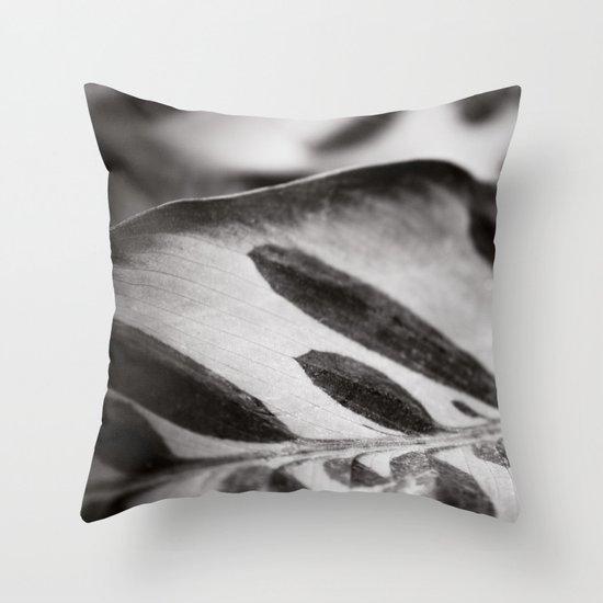 Secret Garden ~ No.6 Throw Pillow