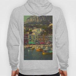 Capri, Italy Hoody