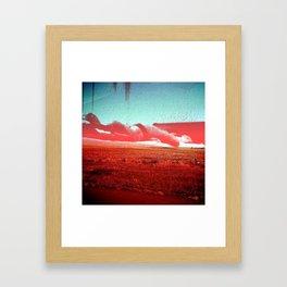 Deserter Framed Art Print