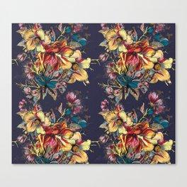 Everlasting Floral Canvas Print