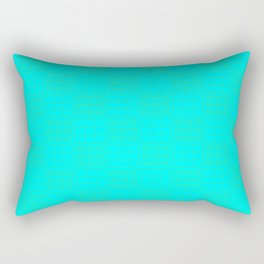 Hob Nob Sea Quarters Rectangular Pillow