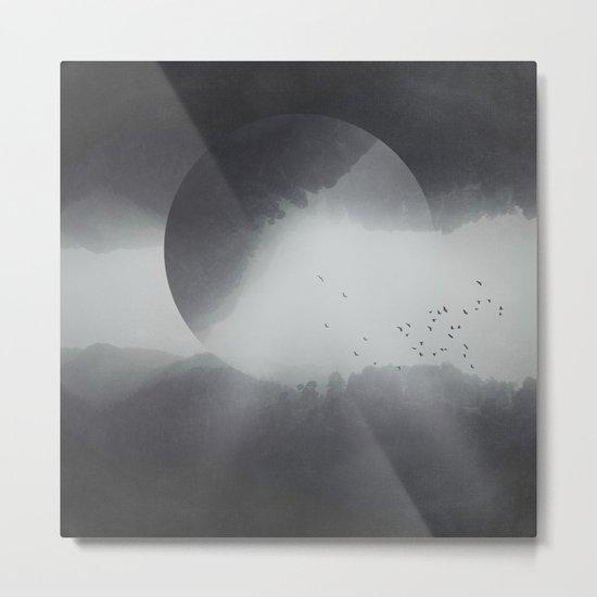 Spaces VIII - Singularity Metal Print