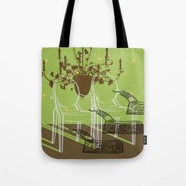 GhostChair Tote Bag