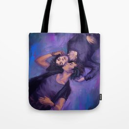 You explained the infinite.. Tote Bag