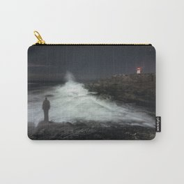 Search The Sea Carry-All Pouch