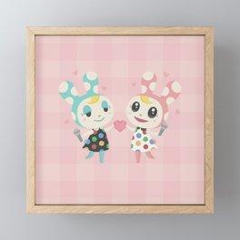 Bubblegum K.K. Framed Mini Art Print