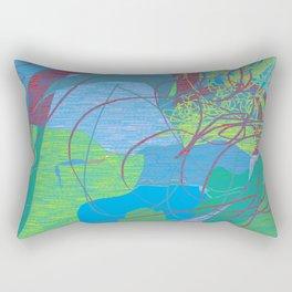 Global Warming vs. Gerrymandering Rectangular Pillow
