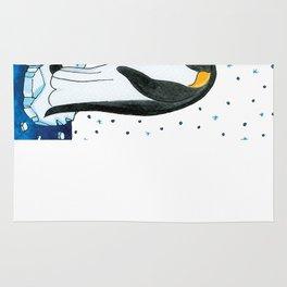 Noah's Ark - Emperor Penguin Rug