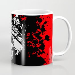 Skulking Skull King Coffee Mug