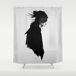 The Drift Shower Curtain
