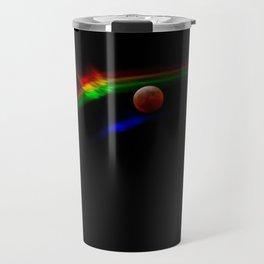 Super Moon Rainbow Travel Mug