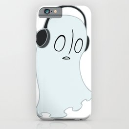 Napstablook iPhone Case