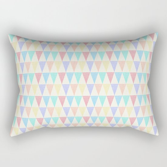 Tri∆ngle Rectangular Pillow