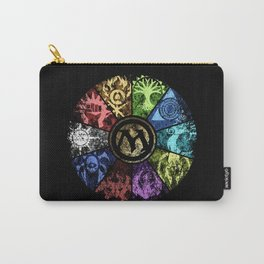 Magic the Gathering - Faded Guild Wheel Carry-All Pouch