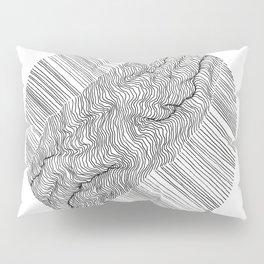 Rift Lines Pillow Sham