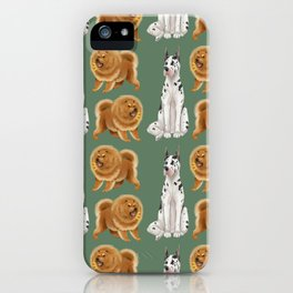 Large and Loud iPhone Case