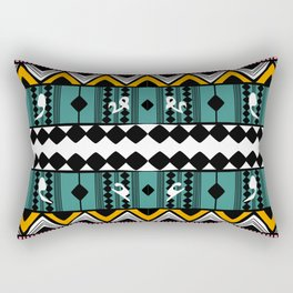 Tashkeel Rectangular Pillow