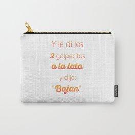 Honduran Culture 1 Carry-All Pouch