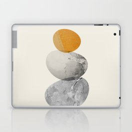 Abstraction_Balance_ROCKS Laptop & iPad Skin