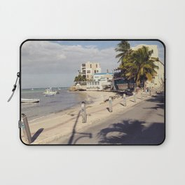 St Lawerence Gap Barbados Laptop Sleeve