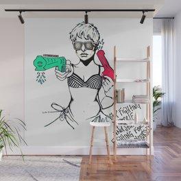 #STUKGRIL NATALITA Wall Mural