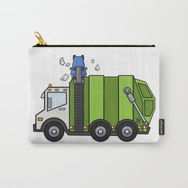 Recycle Truck Carry-All Pouch