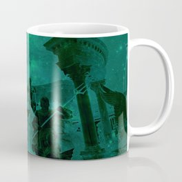 Fight Among the Gods Coffee Mug