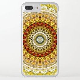 SALVIA IV Clear iPhone Case