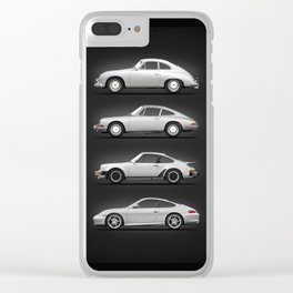 Evolution Of The 911 Clear iPhone Case