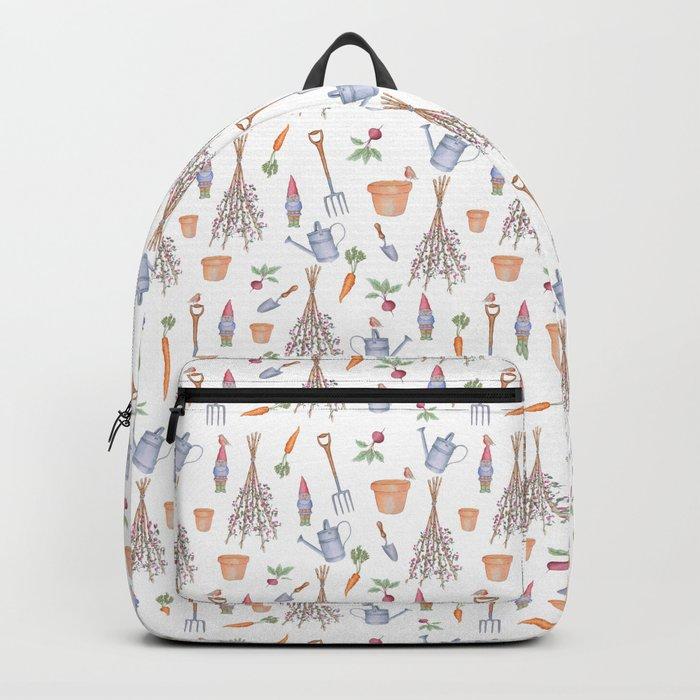 Gardener's Pattern Backpack