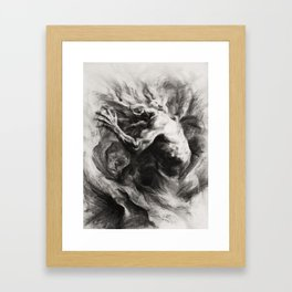 Perception 4 Framed Art Print
