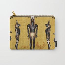 Horus Egyptian deities. Carry-All Pouch