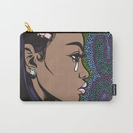 UGH Crying Girl Carry-All Pouch