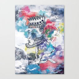 A Nobleman Canvas Print