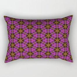 Neon Flux 04 Rectangular Pillow