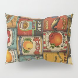Canned in the USA Pillow Sham