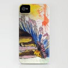 Young Warrior Dreams Slim Case iPhone (4, 4s)