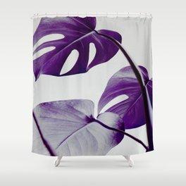 botanical vibes III Shower Curtain