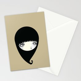 Black Drop Stationery Cards