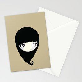 Black Drop Stationery Cards