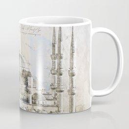 Blue Mosque, Istanbul Turkey Coffee Mug