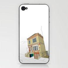 Mike's House iPhone & iPod Skin